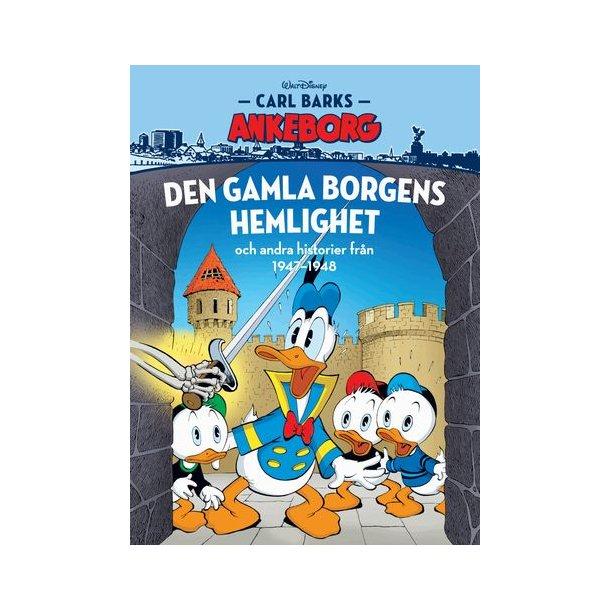 Carl Barks Ankeborg 23 - Den gamla borgens hemlighet
