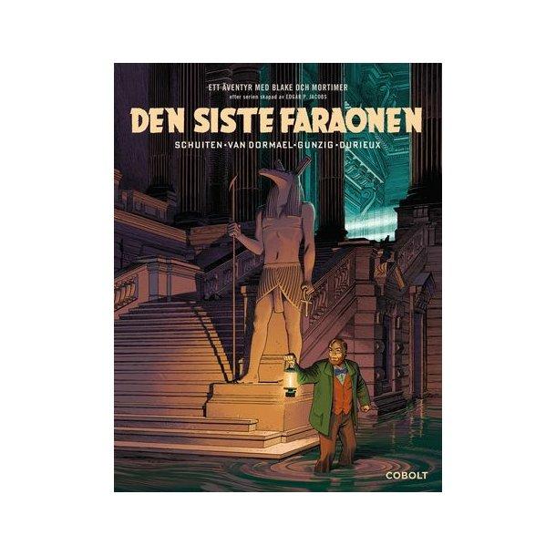 Blake och Mortimer - Den siste faraonen