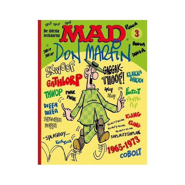 MAD - De största tecknarna 3 - Don Martin 1965-197