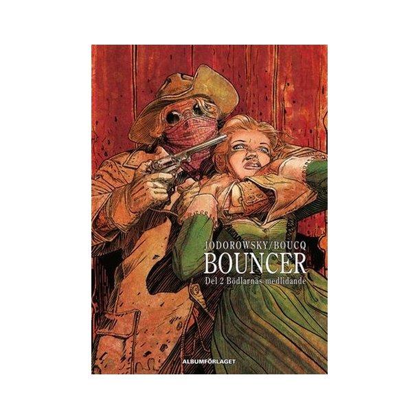 Bouncer 02 - Bödlarnas medlidande