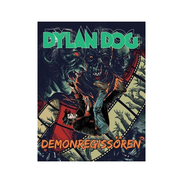 Dylan Dog - Demonregissören