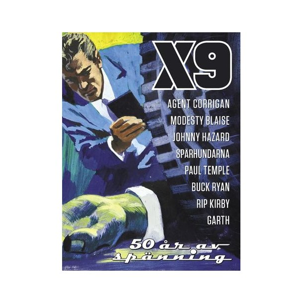 X9 - 50 år av spänning