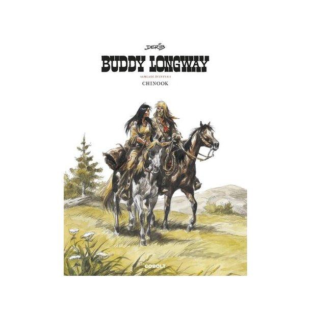 Buddy Longway - Samlade äventyr 1