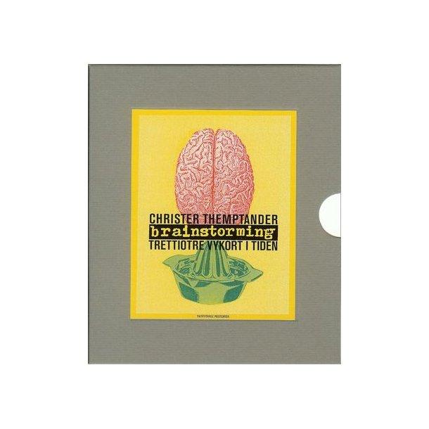 Brainstorming - trettiotre vykort i tiden