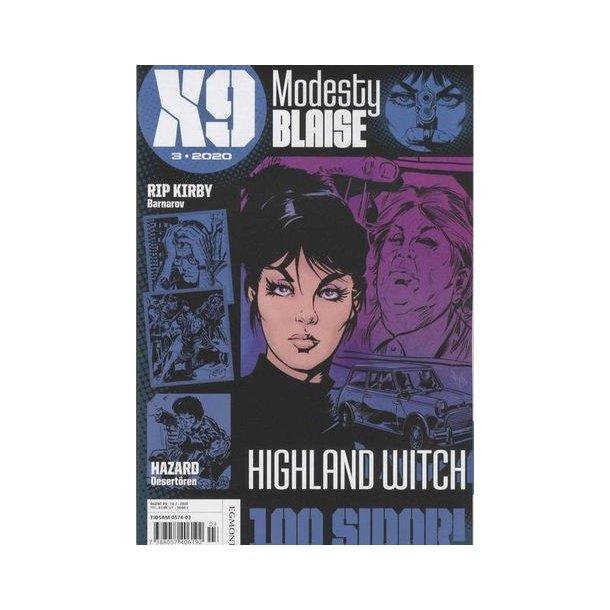 Agent X9 2020/03