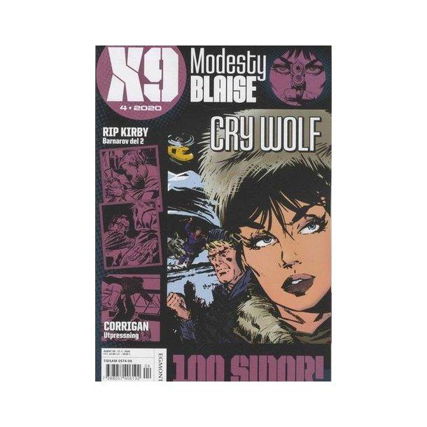 Agent X9 2020/04
